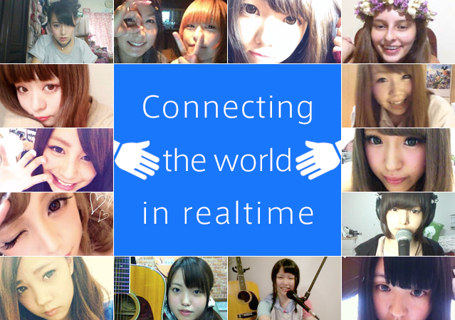 connecting the world in realtime